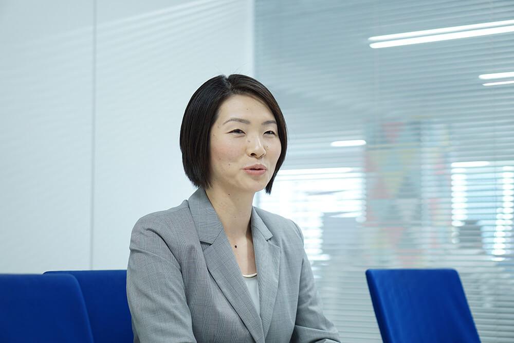 SCGの女性活躍~Vol.3 営業や責任者を経験!新宿で活躍するKさんの働き方
