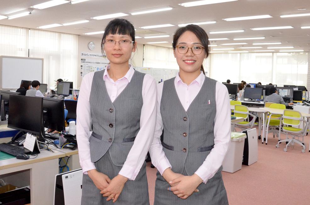 ~SCGのダイバーシティ~「日本でも母国でも質の高い仕事を」ベトナム人メンバーの想い