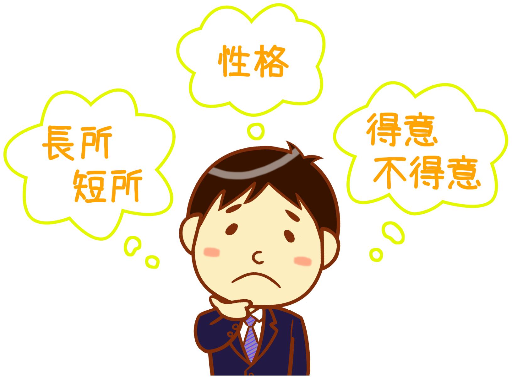 【就活成功の必須条件 】就活の軸は自己分析から!